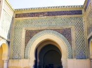 Meknes City: Architectural Wonder and Versailles