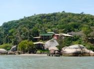 Santa Catarina Tourism Sector: Ilha do Papagaio