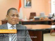 Bruno Nabagné KONE expose l'ambition du