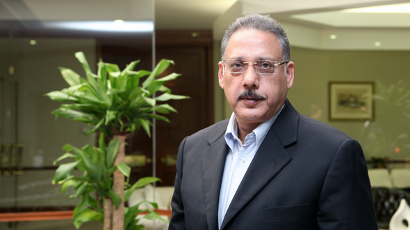 Abdul Karim Ahmed Bucheery, Chief Executive of BBK Bahrain