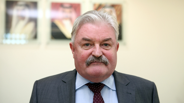 Gerry Sharkey, Project Director at BIIP (Bahrain International Investment Park)