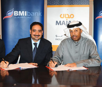 BMI Bank and Majaal
