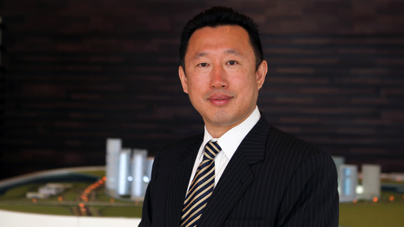 Robert Jonathan Lee, CEO of Bahrain Bay