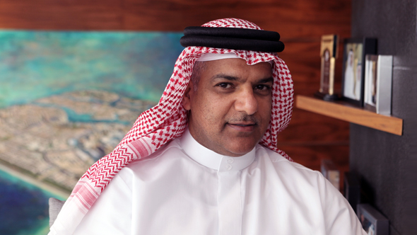 Aaref Hejres, Managing Director of Diyar Al Muharraq