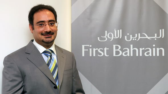 Amin A. Al Arrayed General Manager of First Bahrain