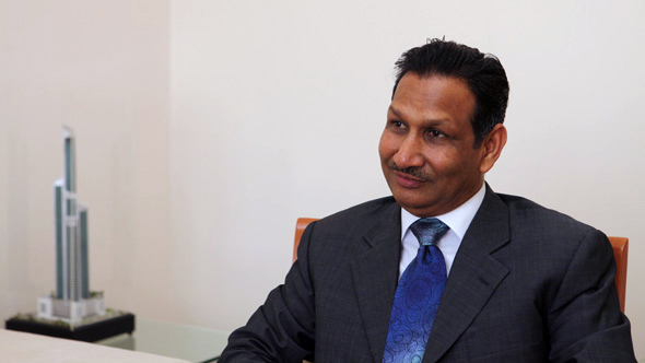 Mohammed Younis Shafi, Director of Serene Landmark Bahrain