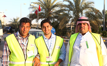 workers in Bahrain