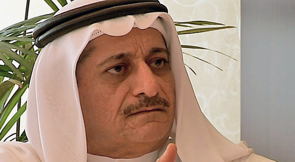 Dr. Essam Abdulla Yousif Fakhro, Chairman of Bahrain Chamber of Commerce & Industry