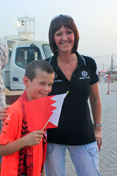 Bahrain International Circuit Family