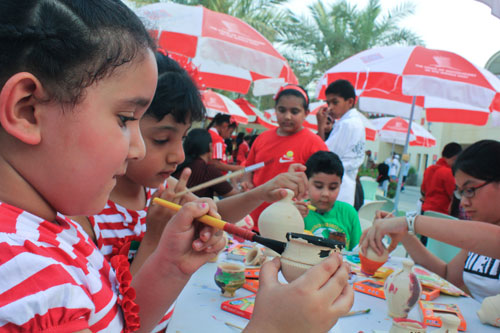 Bahrain International Circuit Kids