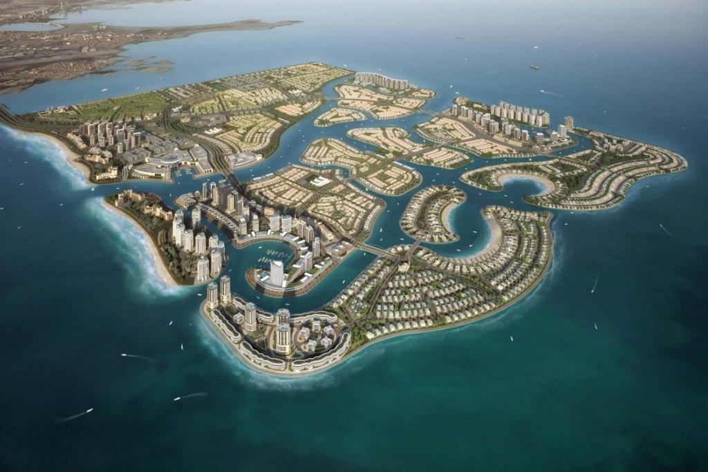 Aaref Hejres, CEO of Diyar Al Muharraq, Bahrain Construction