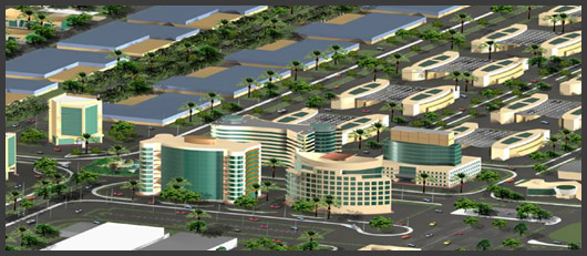 Bahrain International Investment Park