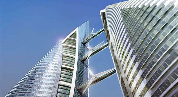 Bahrain World Trade Center Towers