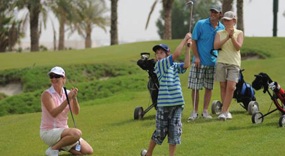 The Royal Golf Club Bahrain
