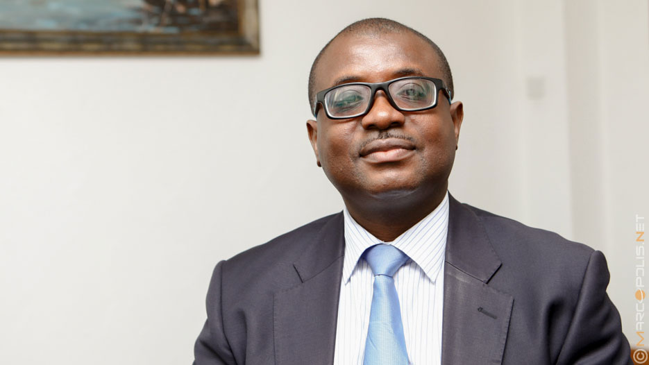 Benjamin Yamoah, Chief Operating Officer of Activa International Insurance