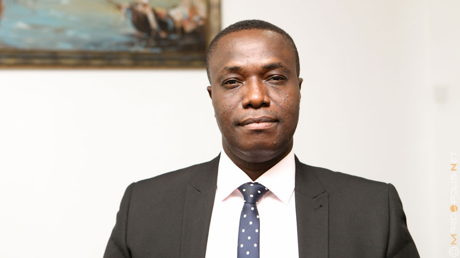 Solomon Lartey, Deputy Managing Director of Activa International Insurance