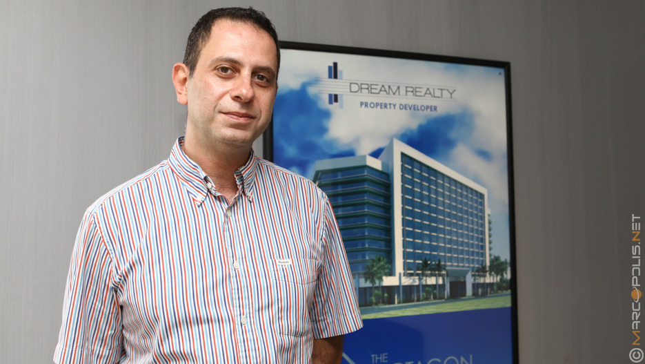 Karim Ibrahim, Managing Director of Dream Realty