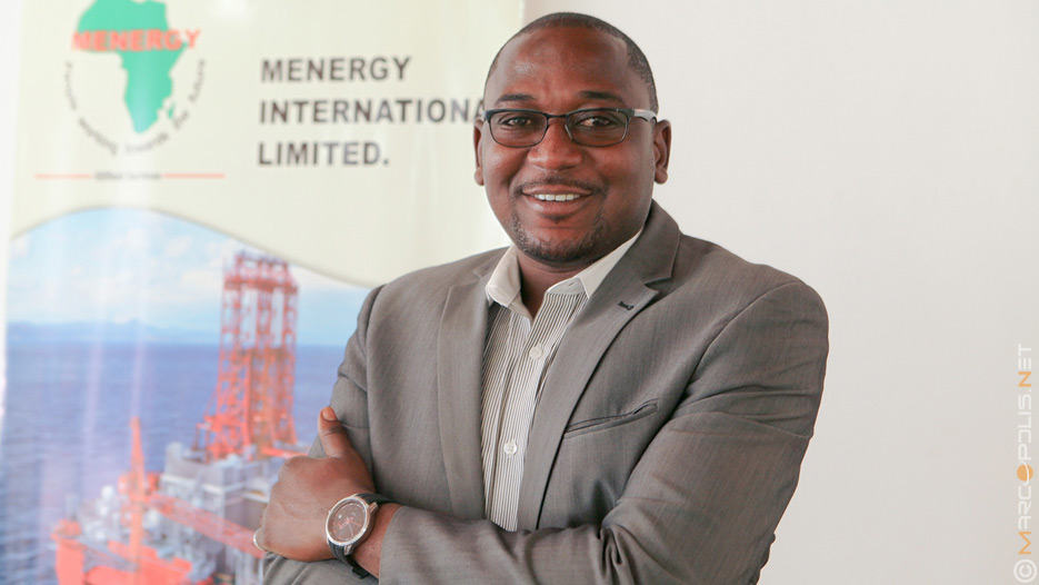 Roy Aboku, Business Development Manager of Menergy Group