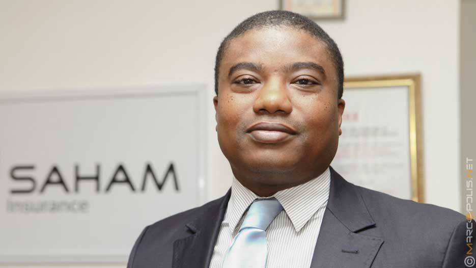 Mel Kebe, Country Manager of SAHAM Insurance