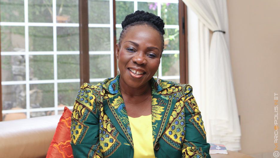 Esther Cobbah, CEO of Stratcomm Africa