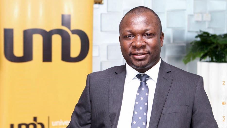 John Awuah, CEO & MD of Universal Merchant Bank (UMB)