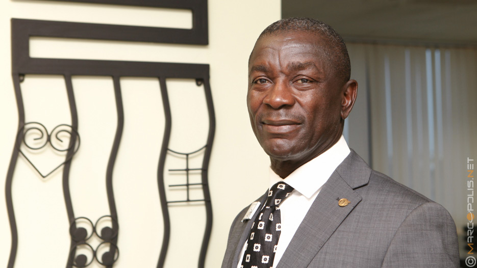 Prince Kofi Amoabeng, CEO of UT Bank