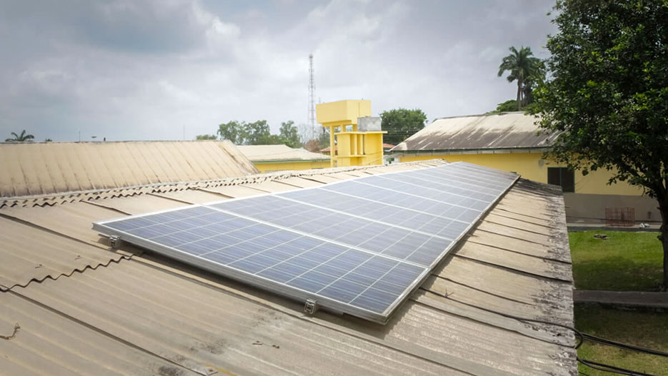 Solar Energy Solutions by Wilkins Engineering, Ghana