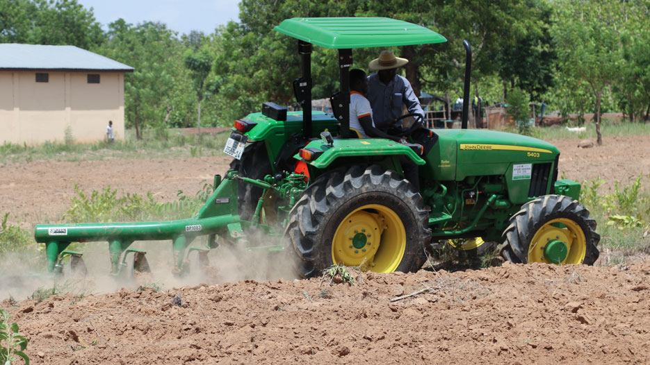 Impact of Economic Downturn on Ghana's Agriculture