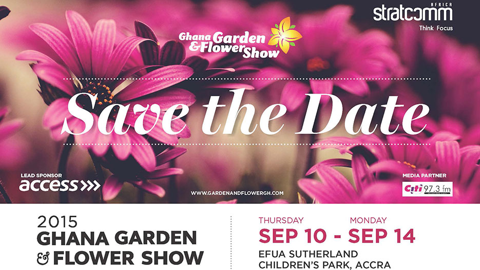 Ghana Garden and Flower Show 2015 | Stratcomm Africa Projects