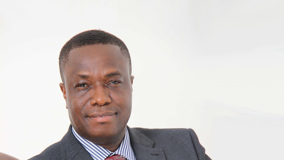 Solomon Lartey, MD of Activa International Insurance Ghana