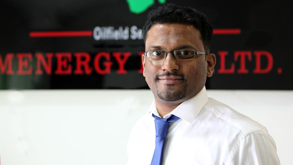 Badari Narayana Srinath, COO of Menergy International
