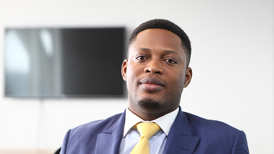 Edem Soglo, Founder and CEO of Rigwealth Group