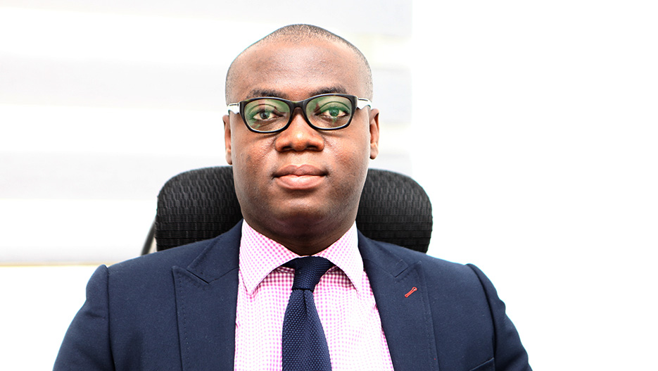 Frederick Adotey Saka, Acting MD and COO of Saham Insurance Ghana