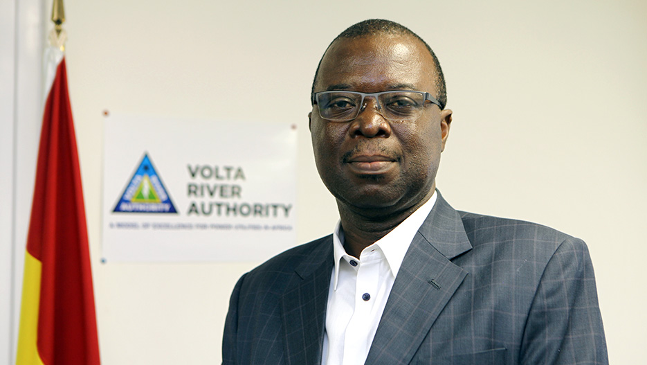 Emmanuel Antwi-Darkwa, Chief Executive of Volta River Authority (VRA)