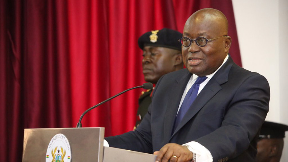 President Akufo-Addo's Mandate: Building a Ghana beyond Aid