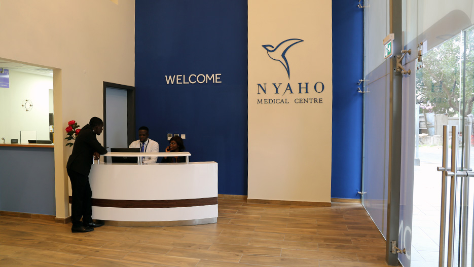 Ghana's Healthcare Leader Nyaho Medical Centre Opens Accra Central Clinic at The Octagon