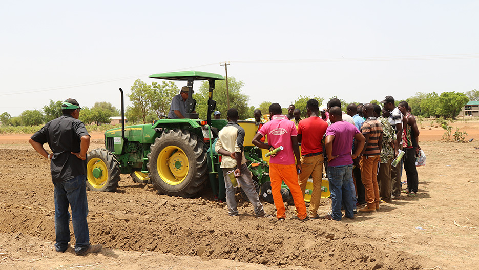 Job Opportunities in Ghana's Agriculture Abound, says Ghana Agribusiness Center