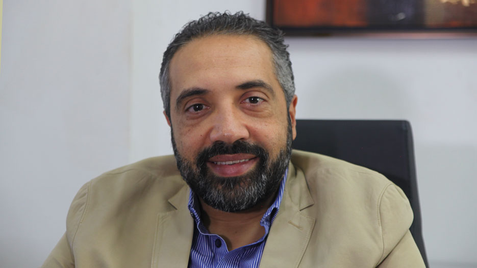 Mohamed Elkaliouby, Africa Representative at Africano Health Sources
