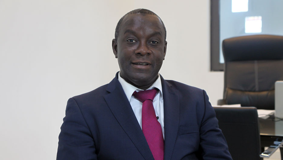 Professor Nicholas Ossei-Gerning, Medical Director and Interventional Cardiologist at Euracare Ghana