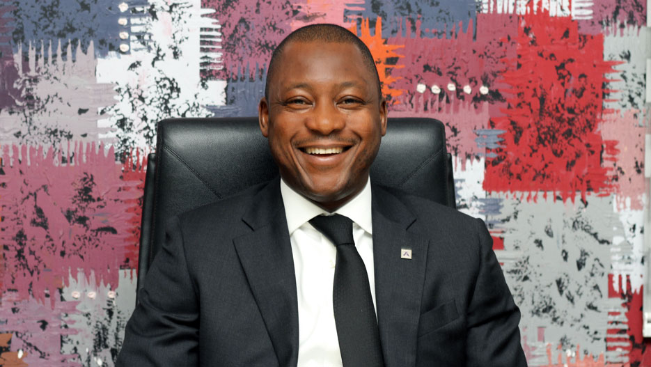 Odun Odunfa, Managing Director and CEO of First Atlantic Bank