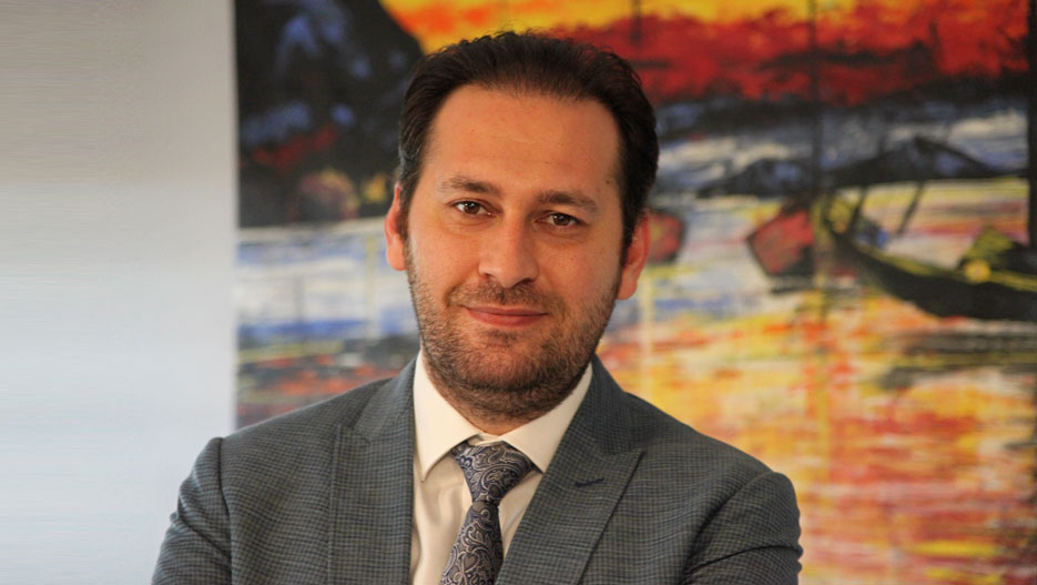 Volkan Buyukbicer, Country Manager of Karpowership Ghana Company Limited