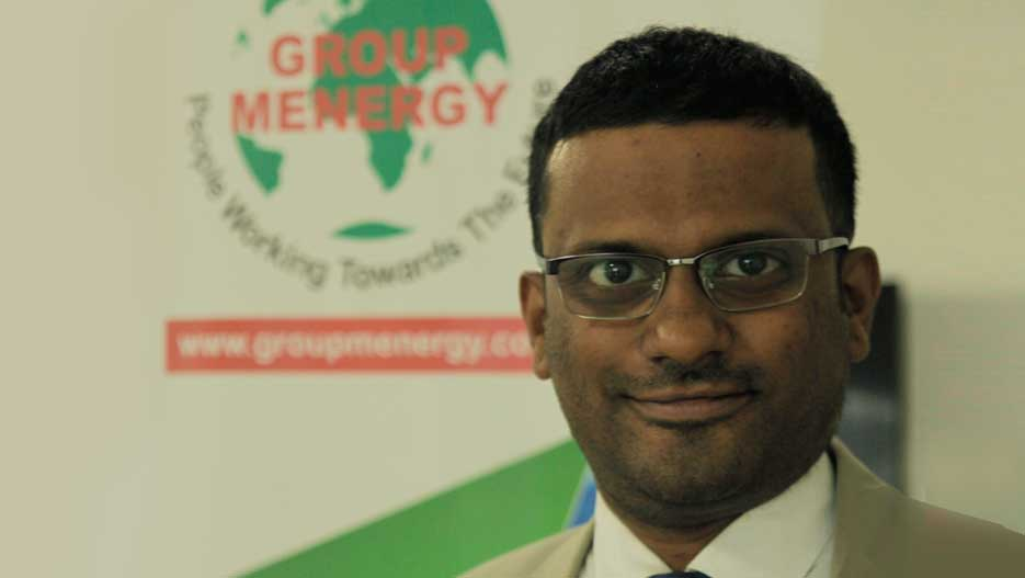 Badari Narayana Srinath, COO of Menergy Group