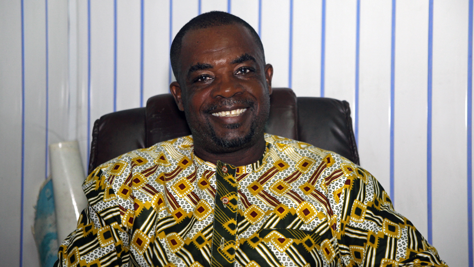 Eric Ebo Acquah, CEO of Blue Rose Limited