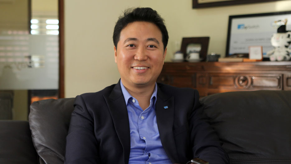Kojo Choi, Chairman and CEO of PaySwitch