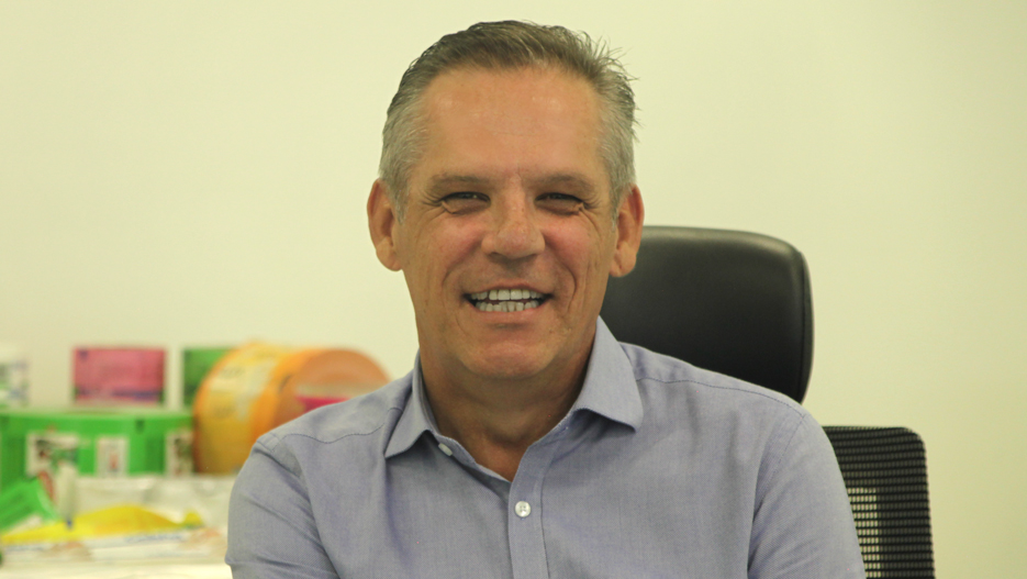 Dean Du Toit, CEO of uniPrecision Printing and Packaging Company Ltd