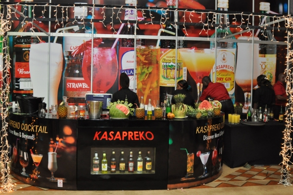 Kasapreko beverages