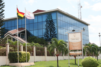 Kasapreko Company Limited, offices in Accra, Ghana