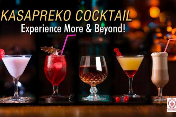 Kasapreko cocktails