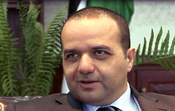 Nasser Sunaa, CEO of Jordan Investment Board