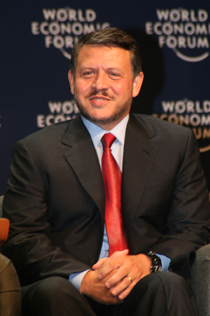 King_Abdullah-world-eco-forum